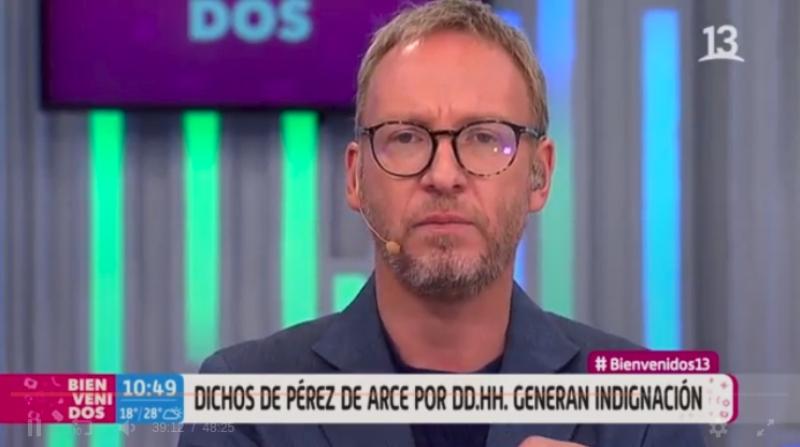 Terremoto en el Bienvenidos: Martín Cárcamo deja la conducción y asume Amaro Gómez-Pablos
