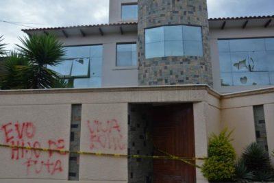 Fiscalía boliviana allana casa de Evo Morales por supuestos delitos de sedición y terrorismo