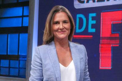 """Paulina de Allende-Salazar y el fenómeno de las fake news: """"Hoy día más que nunca se necesita periodismo"""""""