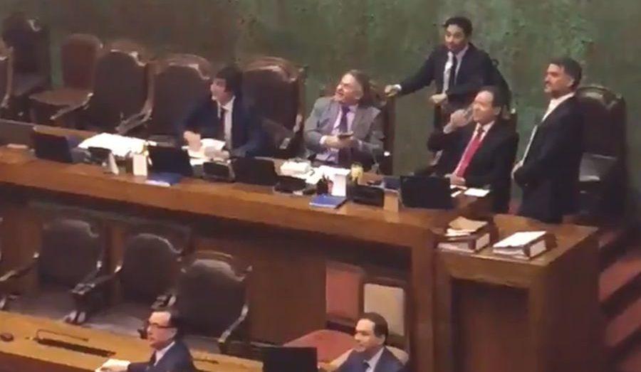 El enfrentamiento de Pepe Auth tras su rechazo a la acusación contra Piñera