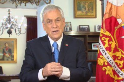 Chequeo: los datos verdaderos, imprecisos y falsos de la entrevista de Piñera a CNN