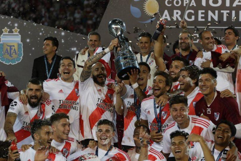 River Plate es campeón de la Copa Argentina y Paulo Díaz gana su tercer título