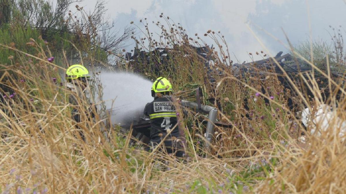 """""""Incendio en San Felipe y Los Andes deja 83 mil clientes sin suministro eléctrico"""""""