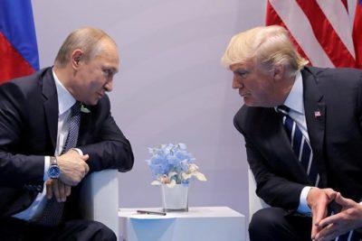 """Vladimir Putin defiende a Trump y dice que impeachment""""son acusaciones totalmente inventadas"""""""