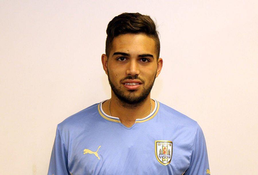"""""""Club uruguayo sanciona duramente a jugador que fue denunciado por agredir a su novia"""""""