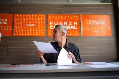 Fuerza Cultural: el partido de artistas que quiere un representante en el proceso constituyente