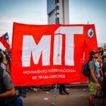 Quiénes forman el Movimiento Internacional de Trabajadores que se tomó Plaza Italia