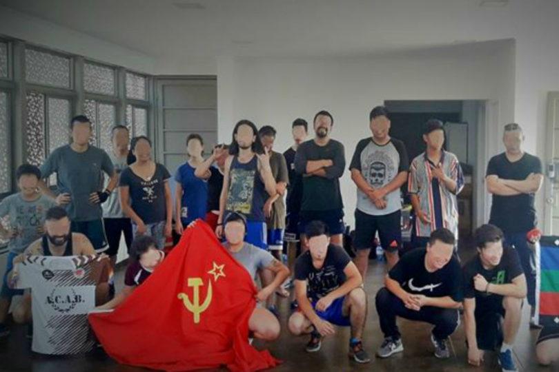 Escuela de autodefensa ACAB: el grupo ligado a Eduardo Artés denunciado por Andrés Molina