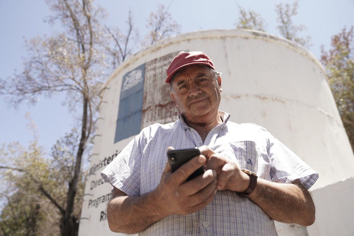 APRs de Los Andes ya cuentan con innovador sistema para optimizar recursos hídricos