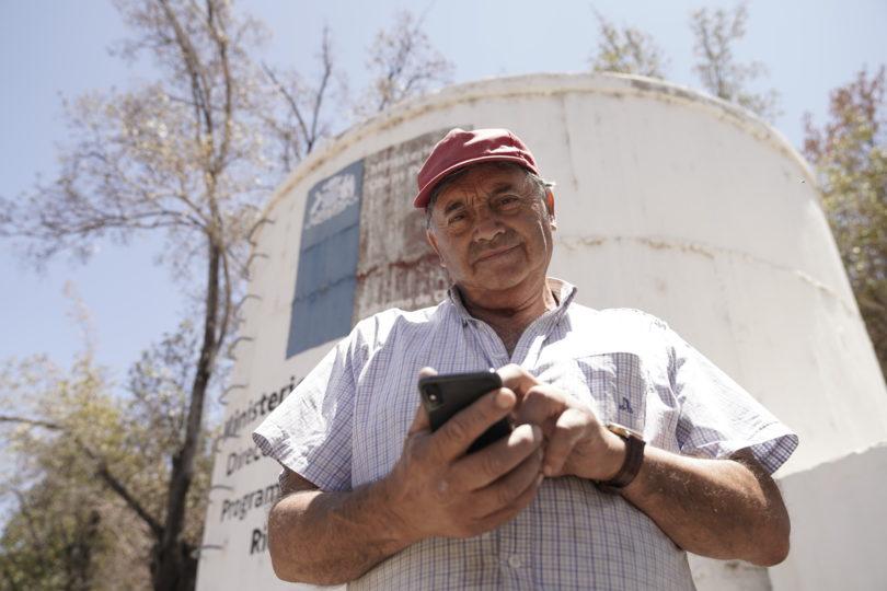 Comités de Agua Potable Rural de Los Andes ya cuentan con innovador sistema para optimizar recursos hídricos