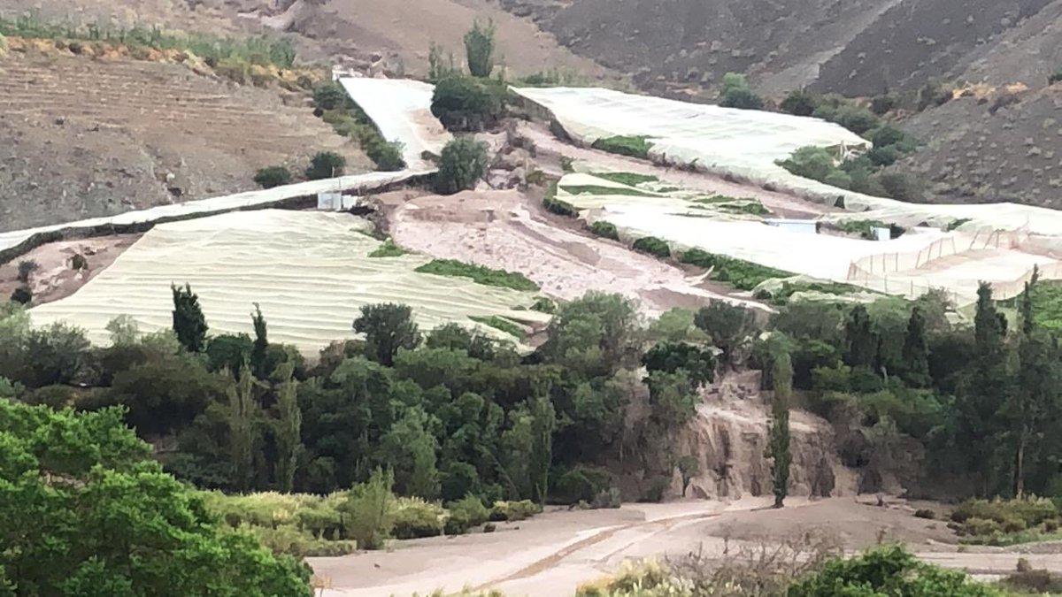 """""""Alerta amarilla en Atacama tras intensas lluvias: un fallecido y al menos 5 desaparecidos"""""""