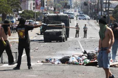 La interminable espiral de violencia de Antofagasta
