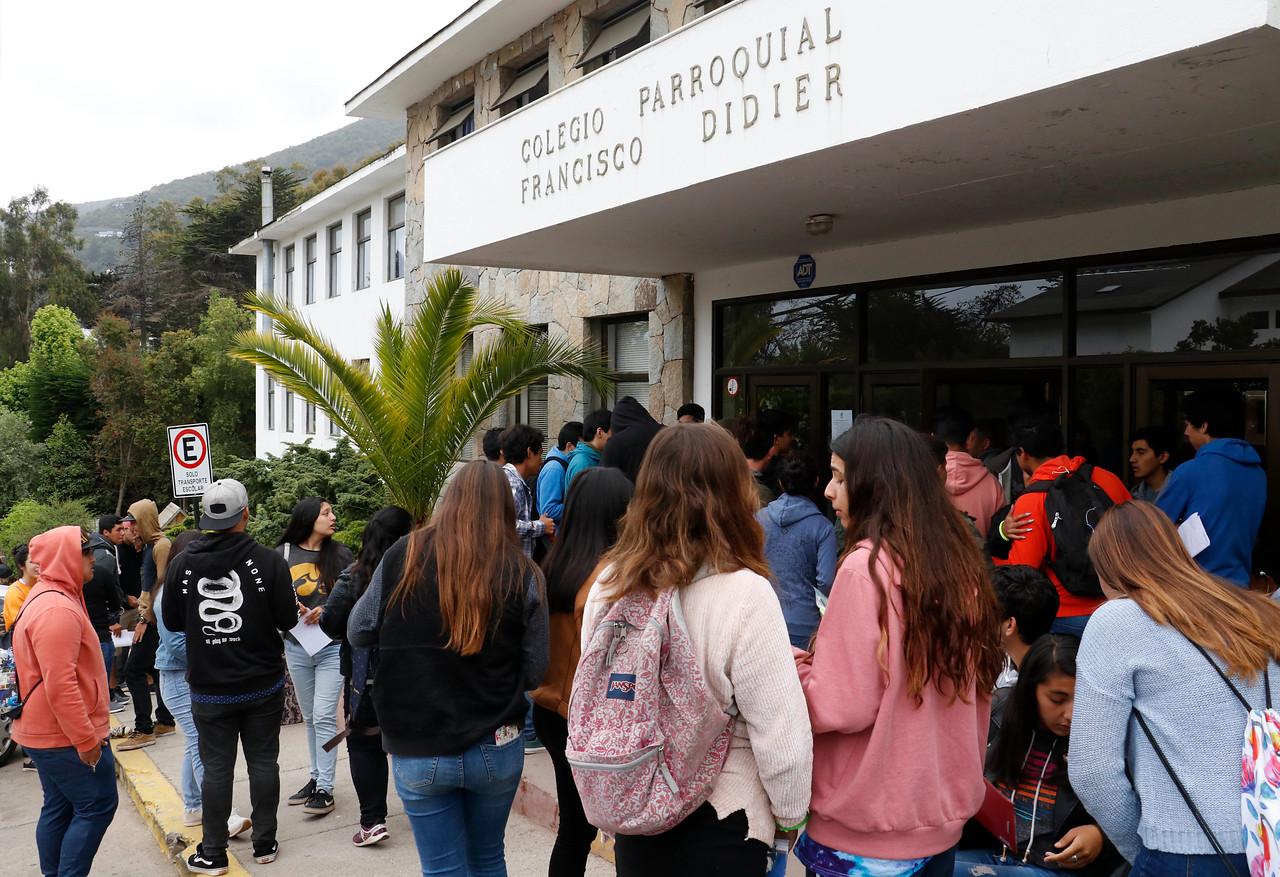 PSU: Este domingo se realiza el reconocimiento de salas en recintos educacionales