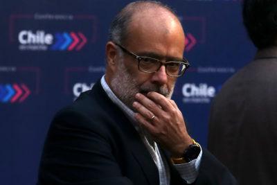 Rodrigo Valdés, ex ministro de Hacienda de Bachelet, desestima propuesta de la oposición para pensiones