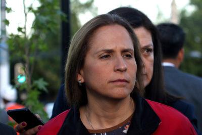 """Alcaldesa de Peñalolén por ataques a comisarías: """"No son espontáneos, son organizados"""""""
