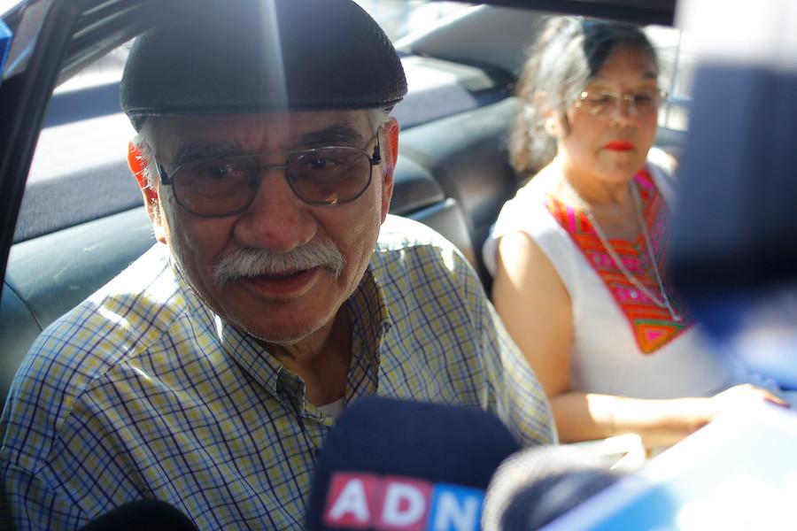 Tito Fernández será formalizado por delitos de violación y abuso sexual