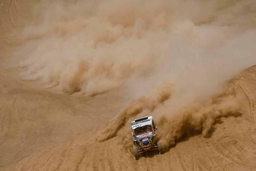Dakar 2020: Chaleco López ganó la etapa 11 y se mantuvo tercero en la general
