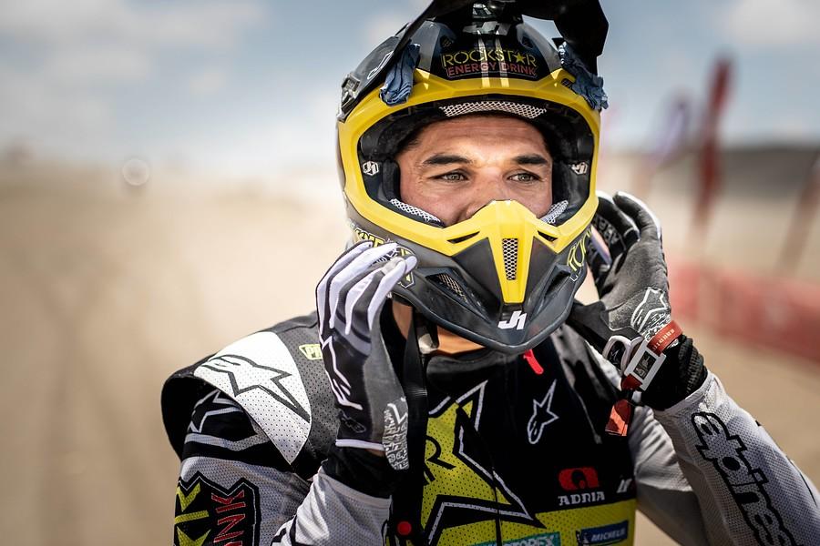 Dakar 2020: Quintanilla es cuarto en la etapa 6 y se ubicó segundo en la general