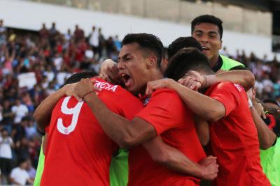 Preolímpico: Chile Sub 23 superó a Venezuela y es líder del Grupo A