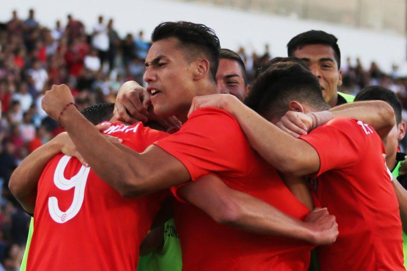 Preolímpico: La 'Roja' Sub 23 se estrena con contundente triunfo sobre Ecuador
