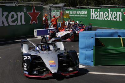 Fórmula E suspendió fecha marzo en China por el coronavirus