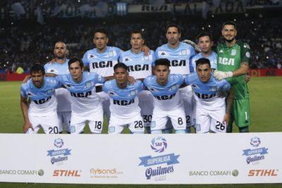 Beccacece debuta al mando de Racing con empate frente a Athletico Paranaense