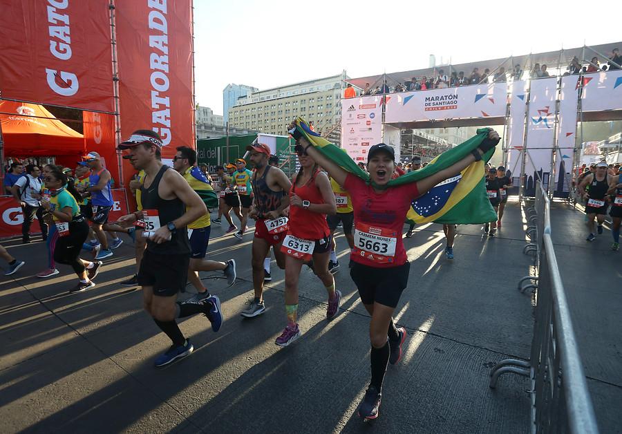 Maratón de Santiago amplía cierre de su segundo periodo de inscripciones