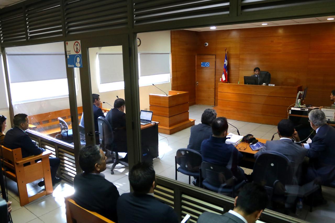 A 7 años de cárcel condenan a empresario Hugo Larrosa por abuso sexual reiterado