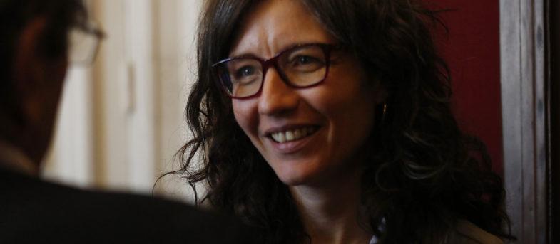 """Ex subsecretaria de Bachelet advierte """"desgobierno"""" si gana el rechazo"""
