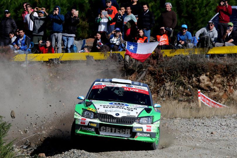 Mundial de Rally no reemplazará la fecha suspendida en Chile