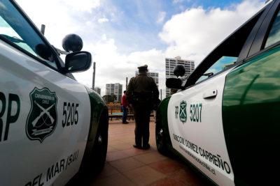 Carabinero falleció tras ser acuchillado por un hombre que conducía en estado de ebriedad