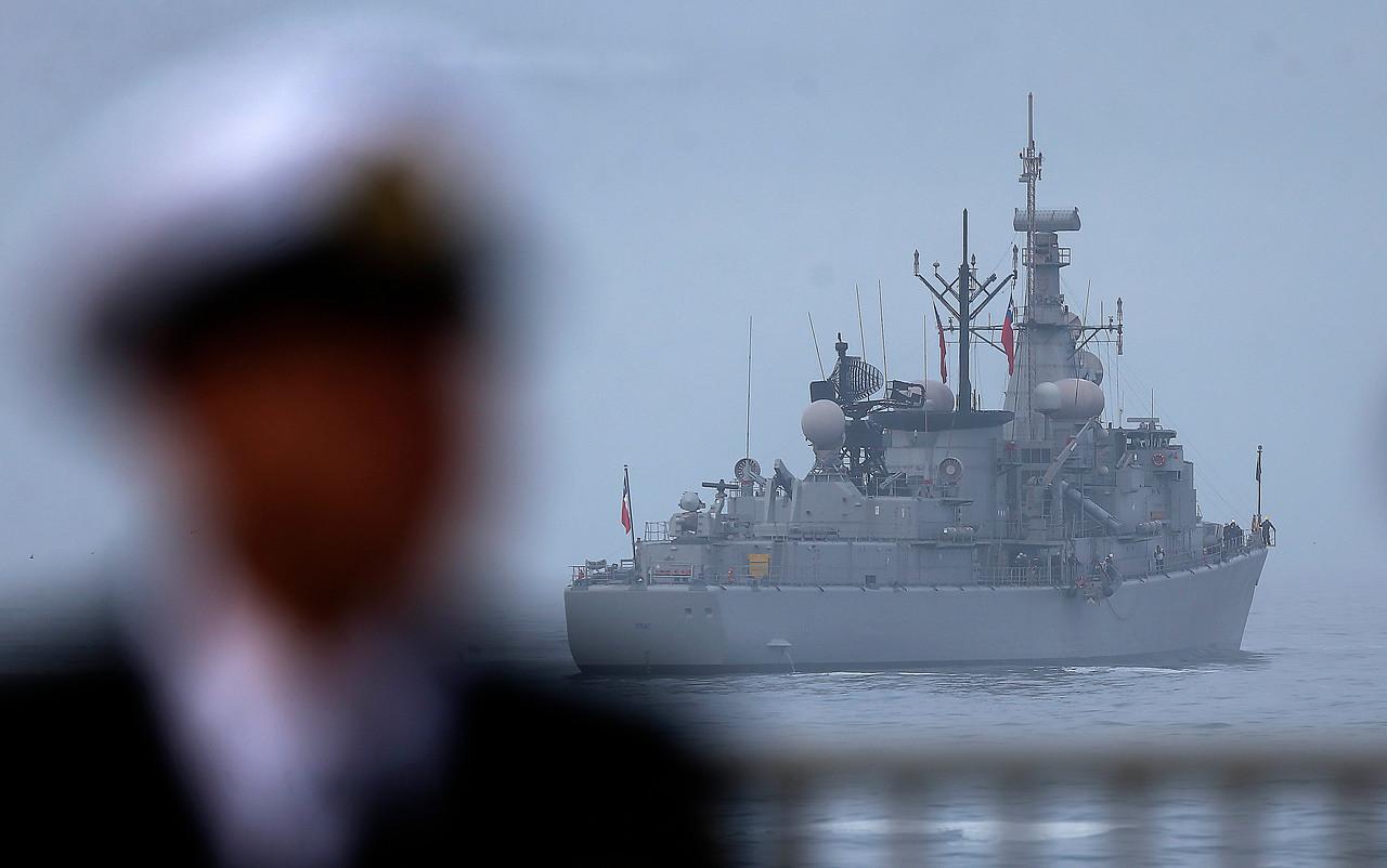 Armada prepara inversión de $346 millones en equipamiento antidistubios