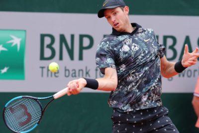 La familia del tenis se une para respaldar a Nicolás Jarry