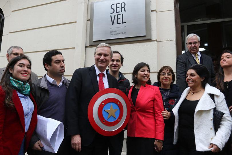 Partido Republicano de José Antonio Kast se constituye legalmente en regiones