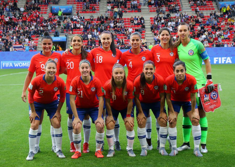 La Roja femenina definirá en Chile su paso a los Juegos Olímpicos de Tokio