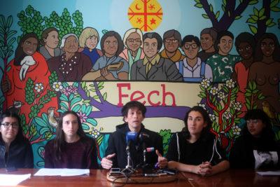 """FECh: """"No creemos que si alguien quiera dar la PSU haya que obstaculizar"""""""
