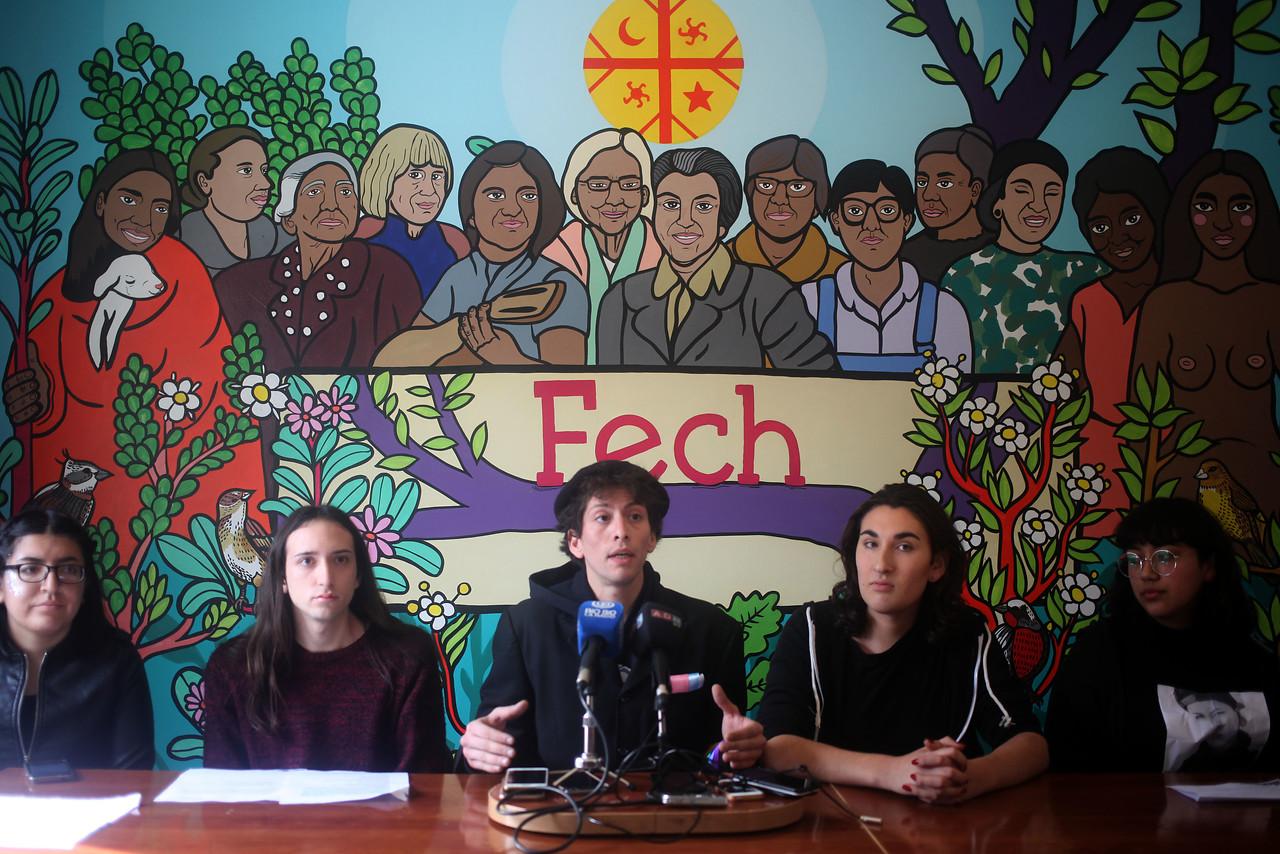 """""""FECh: """"No creemos que si alguien quiera dar la PSU haya que obstaculizar"""