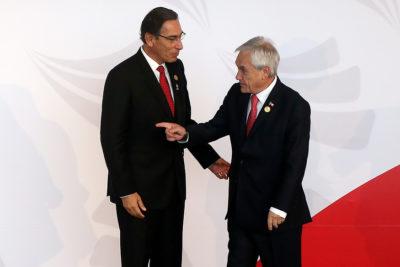 Crisis democráticas en Chile y Perú, buscando una salida