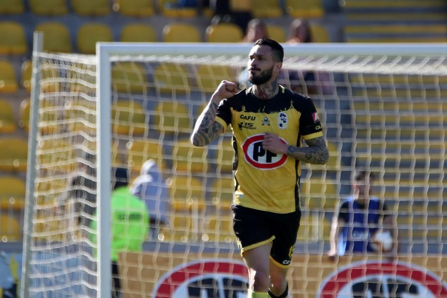 Mauricio Pinilla finalmente se quedará en Coquimbo Unido