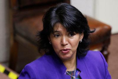 """Senadora Provoste cuestiona rol de Cubillos en PSU: """"Ha estado absolutamente ausente"""""""