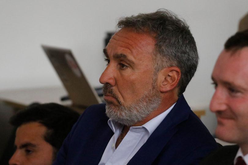 """Marcelo Espina y la salida de Valdivia de Colo Colo: """"Estuvimos bastante cerca, pero Jorge se lo perdió"""""""