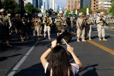 Senado aprueba idea de legislar que Fuerzas Armadas resguarden infraestructura crítica