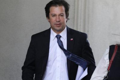 """Ministro de Economía por Imacec: """"Sin paz perdemos opciones de desarrollo social"""""""