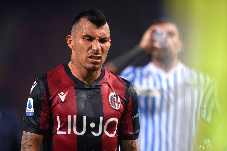 Con Medel y Pulgar como titulares: Bologna le igualó en la agonía a Fiorentina