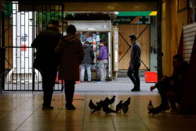 Actividad económica sufre dura caída y llega a -3,3% en noviembre
