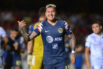 Nicolás Castillo se habría ido a Cancún mientras el América jugaba con Xolos