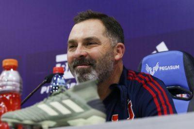"""Caputto y la semifinal de Copa Chile: """"No nos incomodaría ganarla por secretaría"""""""