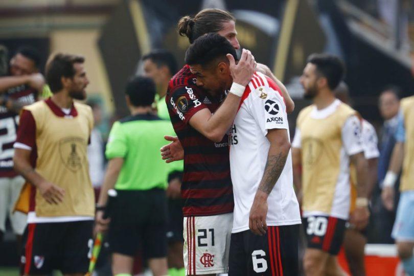 """Paulo Díaz recordó la amarga final con Flamengo: """"Me costó sacármelo de la mente"""""""