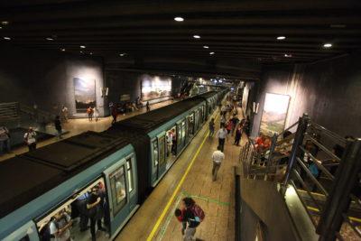 Federación de Sindicatos de Metro presenta denuncia contra la empresa