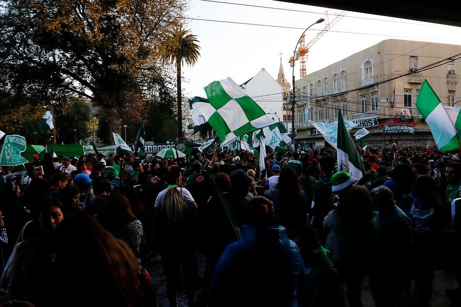 Santiago Wanderers vuelve a los hinchas: detalles del traspaso accionario de Nicolás Ibáñez